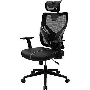 Cadeira Ergonomic Yama1 Preta THUNDERX3