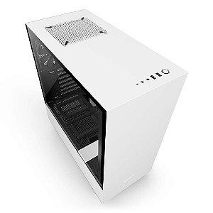 GABINETE H500 WHITE NZXT - CA-H500B-W1