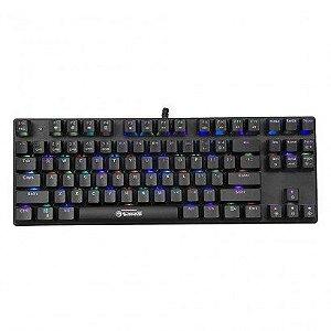 Teclado Gamer Marvo Scorpion RGB Compacto Mecanico - KG914