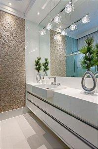 Gabinete de banheiro Nikoly