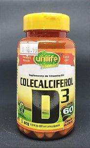 Vitamina D3 Colecalciferol