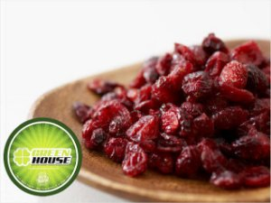 cramberry desidratada 1kg green house qualidade premium