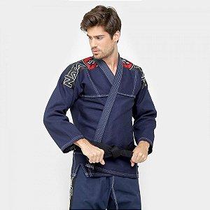 kimono training azul marinho naja