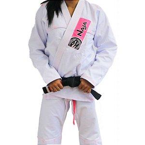 kimono feminino new colors branco naja