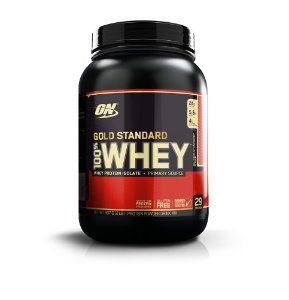 gold standard 100% whey optimum nutrition 2,0 lbs
