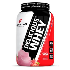 delicious whey body action 900g