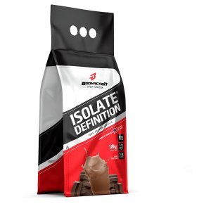 isolate definition body action 1.8kg