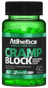 cramp block atlhetica nutrition 60 cápsulas