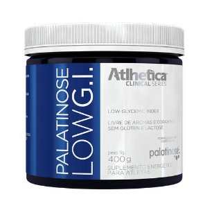 palatinose low gi atlhetica nutrition 400g