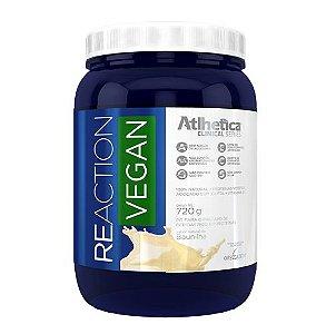 reaction vegan atlhetica nutrition 720g