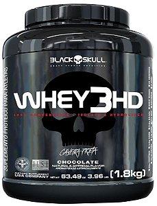 WHEY 3HD - BLACK SKULL - 1,8kg