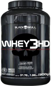 WHEY 3HD - BLACK SKULL - 900g