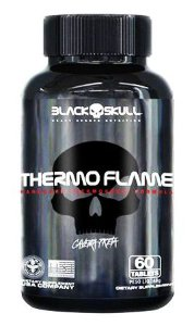 THERMO FLAME - BLACK SKULL