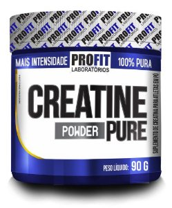 CREATINE POWDER PURE - PROFIT - 90g