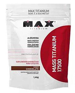 MASS TITANIUM - 1,4KG REFIL - MAX TITANIUM