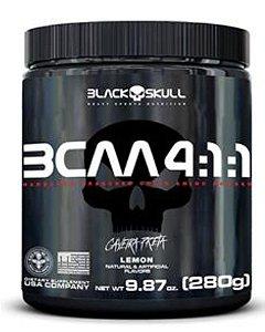 BCAA 4:1:1 - LEMON - BLACK SKULL - 280G