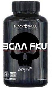 BCAA FKU - 120 TABLETES - BLACK SKULL