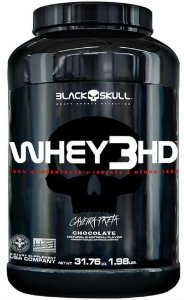 WHEY 3HD - 1,8kg - BLACK SKULL