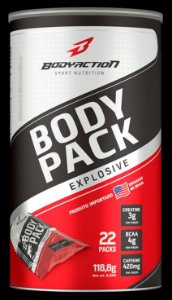 BODY PACK 22 PACKS - BODY ACTION