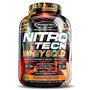 Whey Gold 100% Nitro Tech 1Kg