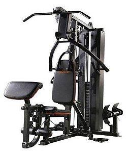 Estação De Musculação Com Leg Press -  BF 005 - Oneal