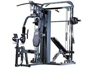 Estação De Musculação - BF 008 2 Em 1 - Oneal