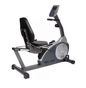 Bike Ergométrica Horizontal Magnética Platinum Oneal T0804p