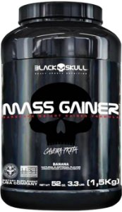 MASS GAINER - 1.5Kg - BLACK SKULL