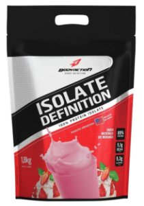ISOLATE DEFINITION (REFIL) 1,8 Kg Body Action