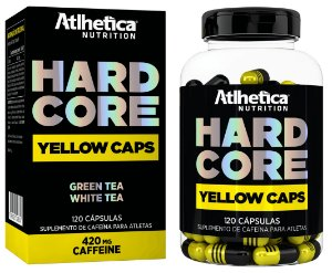 Hard Core Yellow 120 caps - Atlhetica