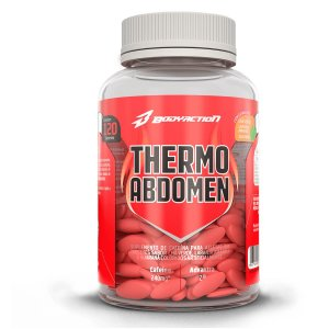 Thermo Abdomen 120 caps - Bodyaction
