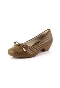 Sapato Salto Baixo Relax Sela