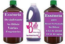 Produtos de Limpeza Concentrados para Diluir