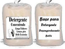 Produtos de Limpeza Detergente Concentrados 50 lt cada
