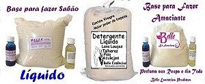 Produtos de Limpeza para Revenda Kit 50 lts cada