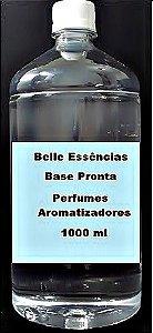 """Base para Perfume e Aromatizador """"Veículo"""" 1 Litro"""