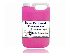 Álcool perfumado faz 150 Litros (3 galóes )