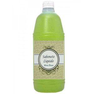 Sabonete líquido Erva Doce faz 10 litros