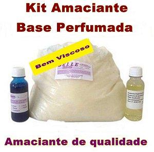Amaciante concentrado de Roupas - Base Perfumada faz 50 litros POP