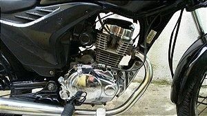 Limpa Motor de Motos Concentrado 1=9 Litros
