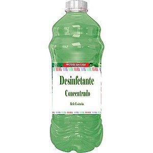 Desinfetante Concentrado Essência e Corante 75 Lts