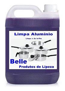 Limpa Alumínio Concentrado  faz  50 litros