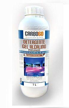 Detergente Alcalino Perfumado faz até 50 Litros