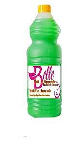Multiuso Limpa tudo faz 100 litros Perfumado