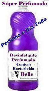 Desinfetante Concentrado c/Bactericida Perf.Dia Todo 50 Lt