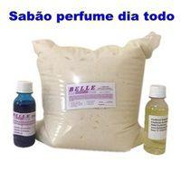 Sabão Líquido Concentrado Perfume dia Todo  faz 50 Lts