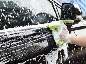 Shampoo para lavar carro 200 litros com Cera