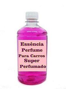 Essência Perfume para carro Super Perfumado 1000 ml