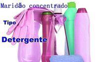 Maridão Multiuso tipo detergente faz 50 litros