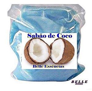 Sabão de coco pra lavar roupa faz 40 litros